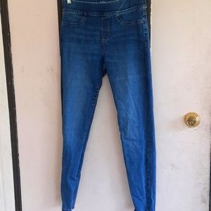 a.n.a jegging size 8